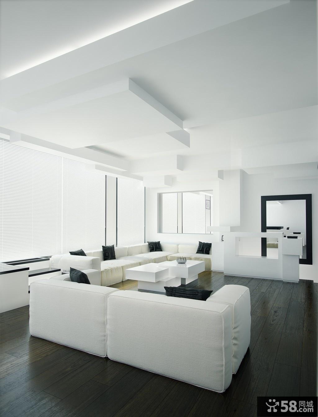 欧式室内客厅装修