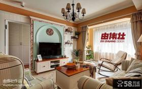 2013时尚电视背景墙