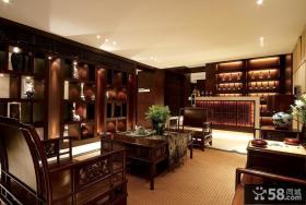 中式风格起居室设计