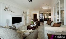 美式古典风格别墅设计家装效果图