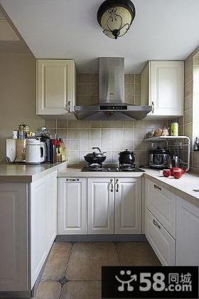 简约美式厨房设计大全