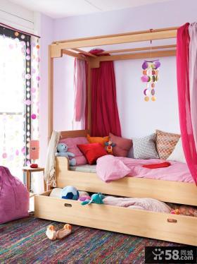儿童房卧室装修设计效果图
