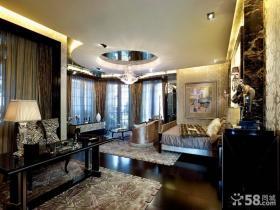 美式新古典风格豪华卧室图片欣赏