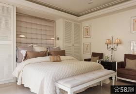 新古典卧室装修设计效果图片