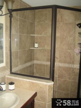 优质卫生间淋浴房设计图