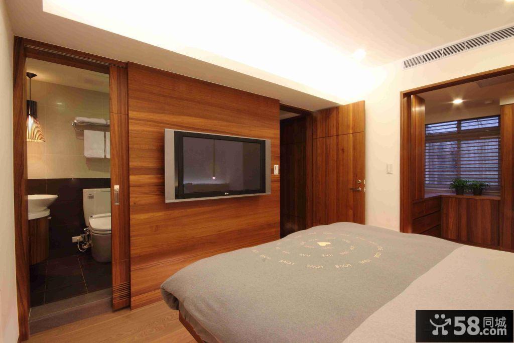 卧室电视机背景墙