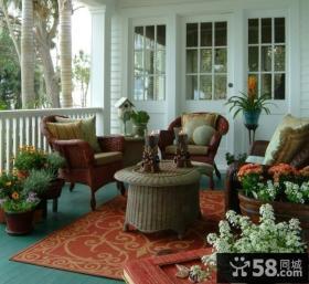 阳台花园装修设计