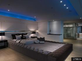 欧式别墅大卧室灯具设计