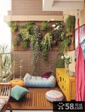小阳台软装饰设计