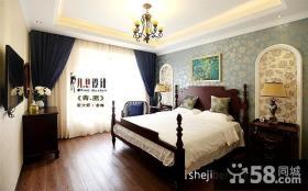 优质欧式主卧室装修效果图大全2013图片