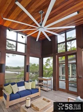 阳台吊顶设计装修