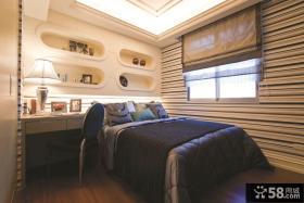 新古典风格别墅室内家装效果图