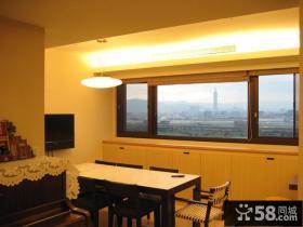 日式风格二居餐厅家装效果图