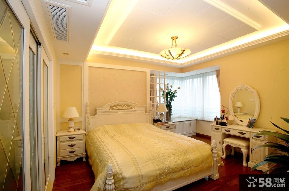 欧式简约卧室装修