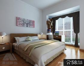 小户型家庭装修设计效果图卧室图片