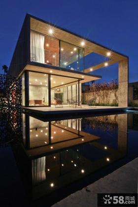 国外现代私人别墅设计欣赏