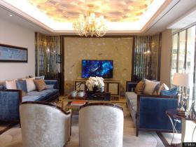 客厅壁纸电视背景墙效果图大全