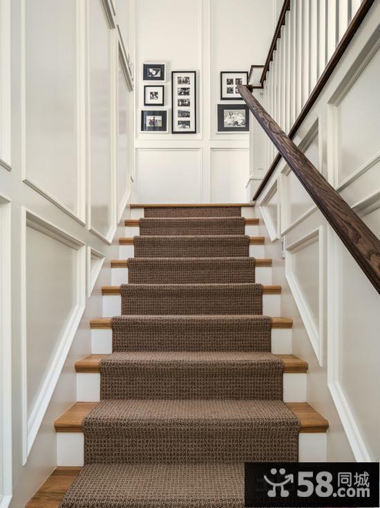 室内楼梯装修效果图大全