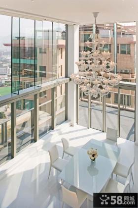 联排别墅餐厅吊顶效果图
