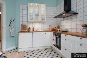 简约设计室内厨房效果图大全