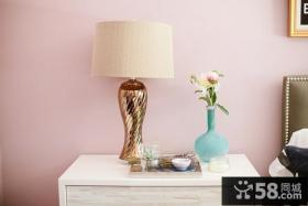 优质时尚卧室床头灯具效果图