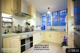 2013小厨房橱柜效果图图片