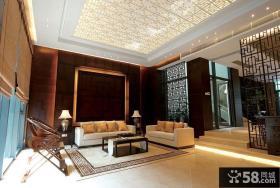 300平豪华新中式别墅装潢大全