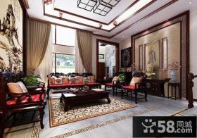 中式别墅房子装修样板图