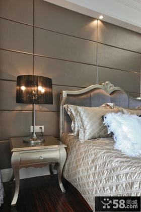 欧式新古典装修卧室灯具图片欣赏