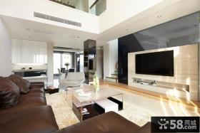 现代复式家居设计装修