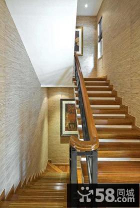 别墅室内楼梯设计图