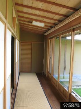 阳台日式装修效果图