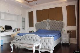 10平米欧式卧室装修实景图