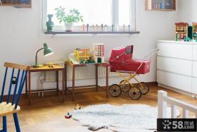 2014混搭风格室内儿童房图片欣赏大全