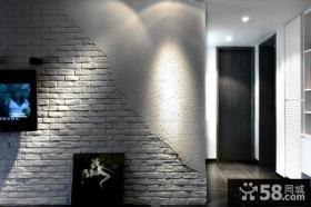室内装饰设计入户玄关效果图