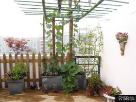 家装露台花园设计