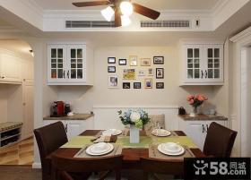 美式休闲居家餐厅