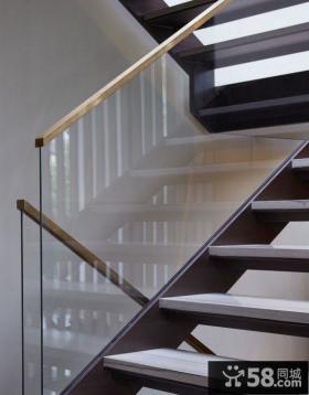 简约现代楼梯效果图大全欣赏