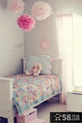 7平米唯美温馨儿童房