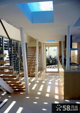 现代别墅装修效果图片