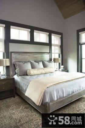 豪华经典的古典欧式卧室装修效果图大全2012图片