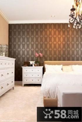 装修样板房卧室图片