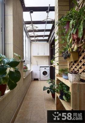 生活家居设计阳台装修效果图