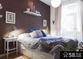 10平米家居卧室装修