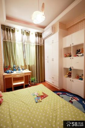 温馨卧室装潢图片