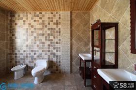 卫生间马赛克瓷砖图片
