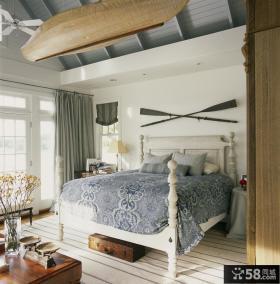 欧式简约卧室装修图