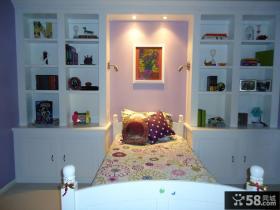 小户型女生卧室装修效果图大全