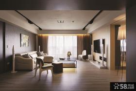现代室内设计130平米四居欣赏