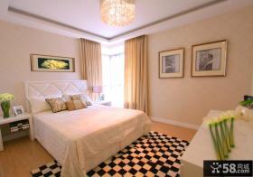 2013优质卧室床头壁纸背景墙效果图片欣赏